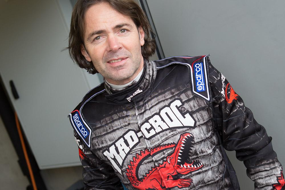 Mad Croc driver Ingo Gerstl