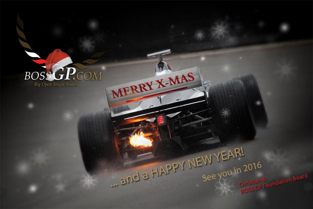 BOSS GP X-mas Greetings 2015