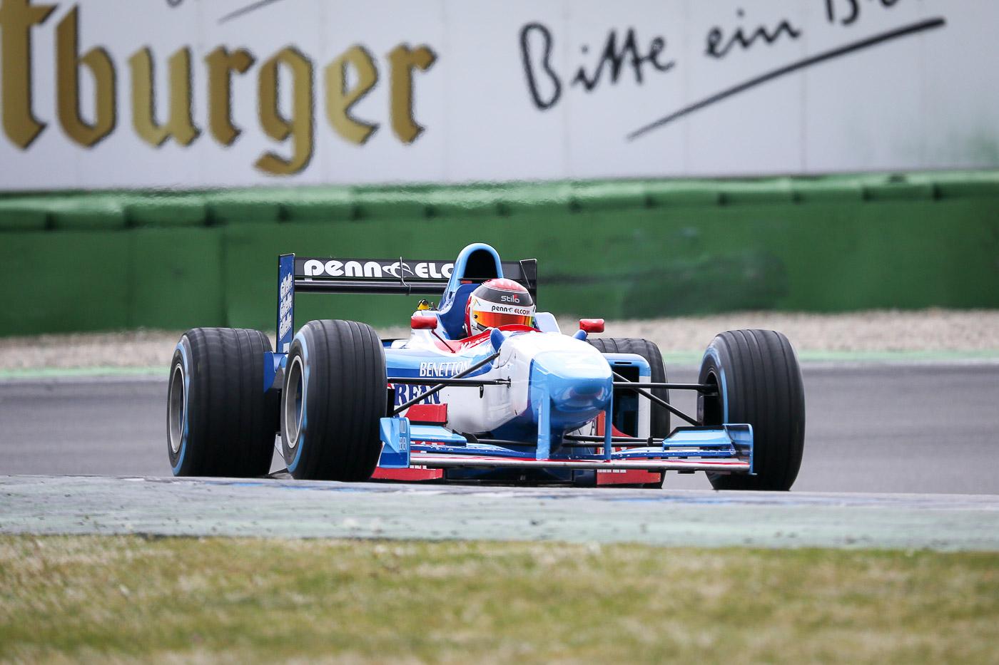 Benetton B197 - F1