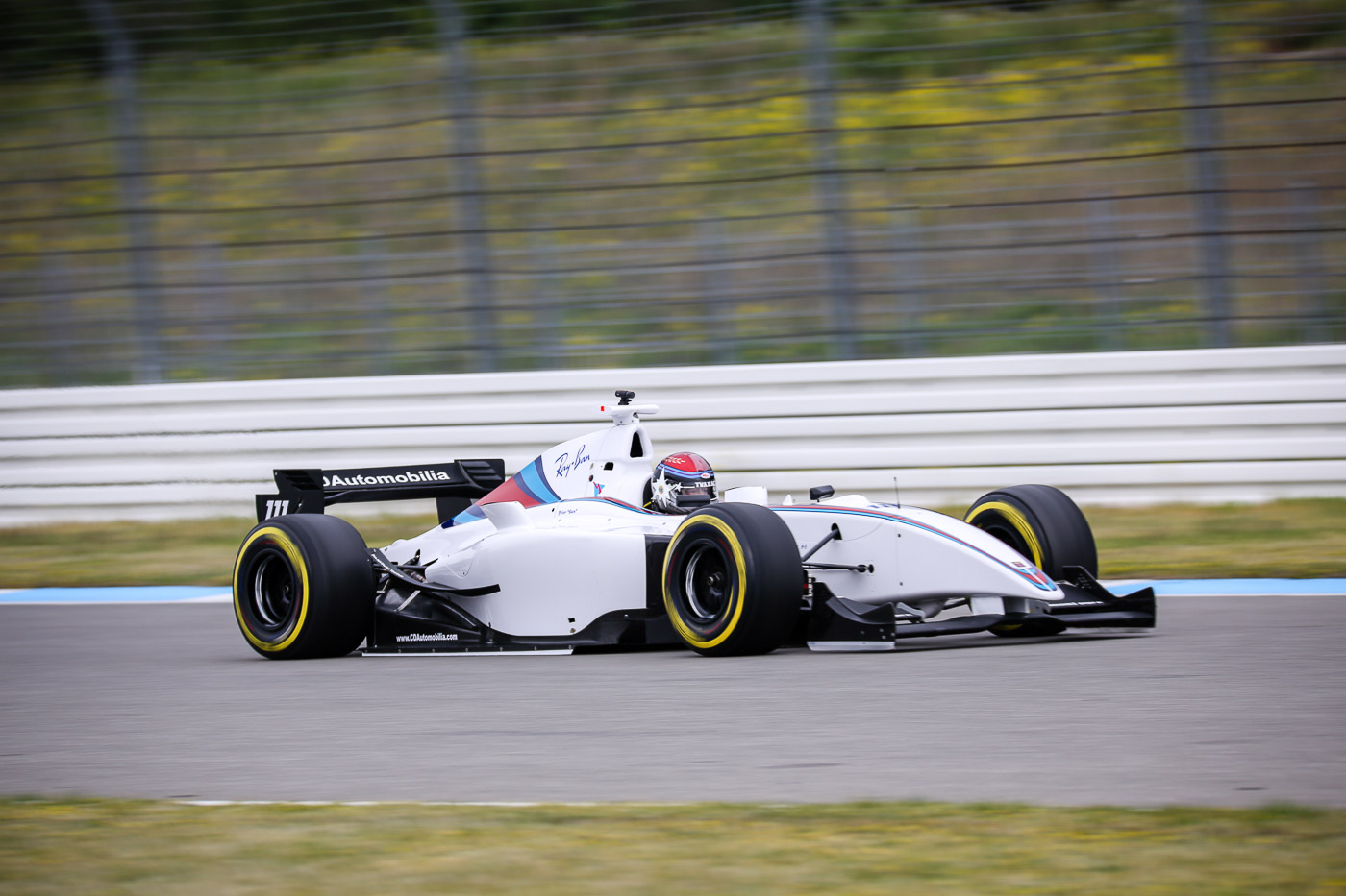 Dallara - World Series by Renault 3.5