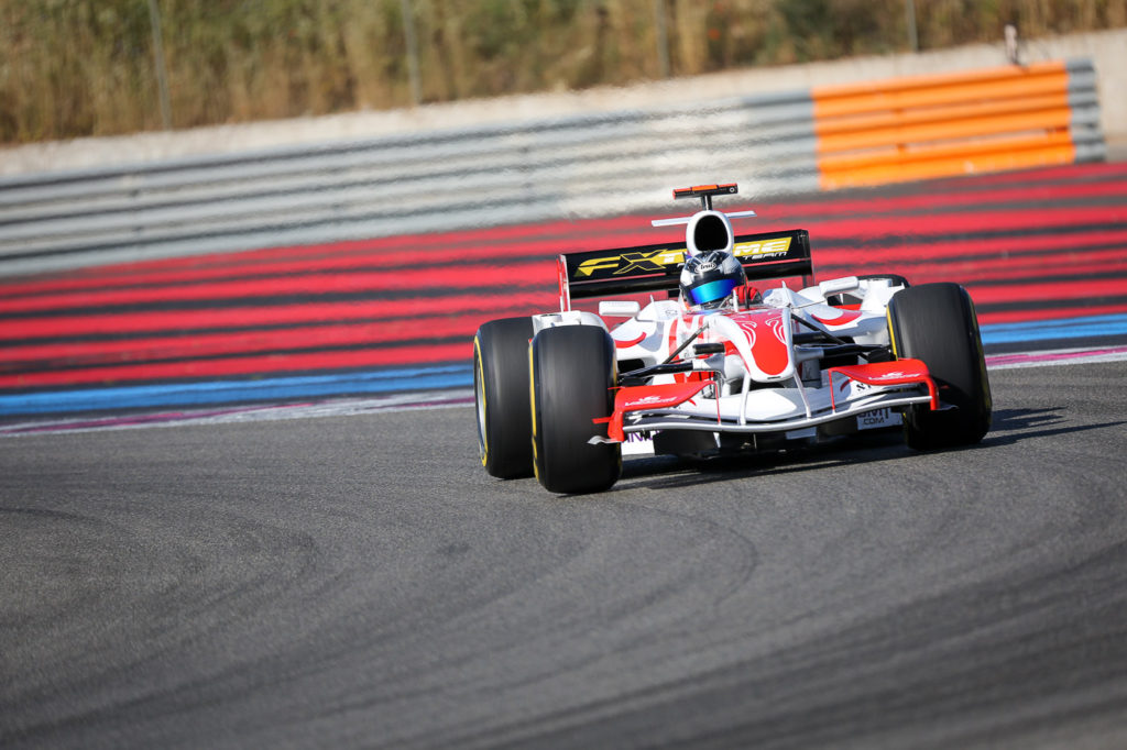 Wolfgang Jaksch during Qualifying at Paul Ricard 2017.
