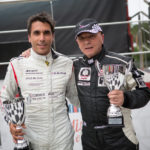 Double-podium for MM International Motorsport at Zolder 2017.