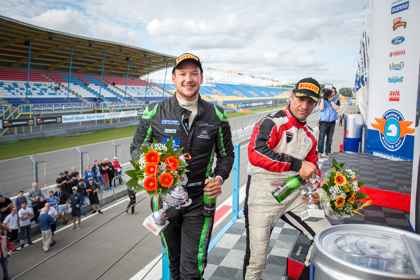 Ledermair wins race and P1 in Assen 2017 at race 1.