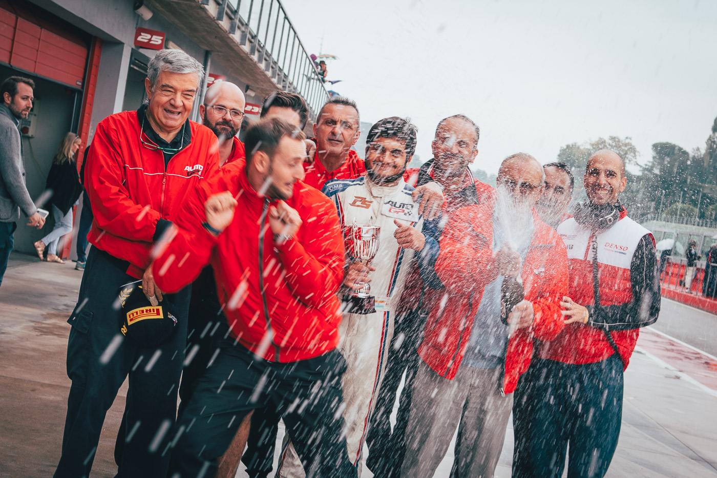 Mahaveer Raghunathan - double-winner of the weekend and winner of the FORMULA class Championship 2017.