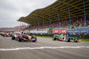 Die Sehnsucht der Fans nach Rennautos mit Speed und Sound ist groß, etwa beim BOSS-GP-Rennen in Assen