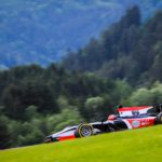 Natural spectacle: Armando Mangini on one of the most beautiful race tracks in the world
