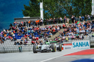 Good crowd for Johann Ledermair and BOSS GP in Austria