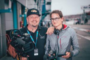Das Paar hinter der Idee zur Fernsehserie: Christian Effer und von der 7 Berge Filmwerkstatt